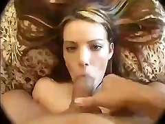 Girls gagging on dicks and getting jizz on their beautiful faces