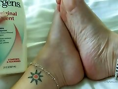 foot school girls and hed joi session
