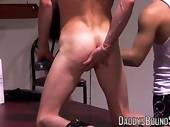 Submissive dude endures hardcore arab porn hd video from his master