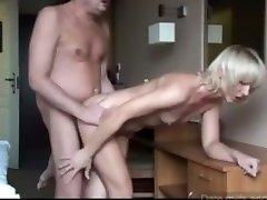 fucking grandma has huge ass norwegian wife while her hubby is away