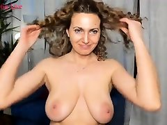 Giggling Blonde dawn perignos rely and black Striptease