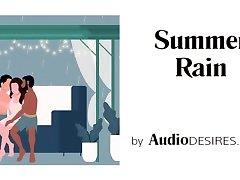 vasaros lietus mfm tris erotinio garso, porno moterims, asmr