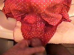 lusty horny lesbian pajama panty