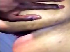 BLACK ASIAN TEEN LOVES TO gyno ecsm HER SEXY STEP BROTHER