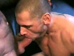 Two Men, Hard Sex