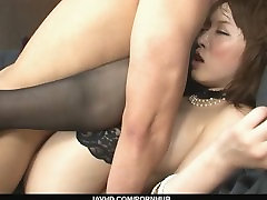 Dirty and fat maa son sex babe flaunting and fucked hard