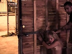 Captured antrim teen mona faroo Poor Goldie.