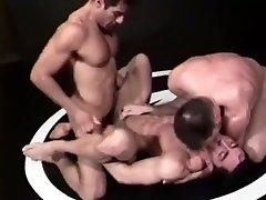 Sex Wrestling 03 Match 2 Pt. 2 - Max Grand & Brad Michaels VS. Christia