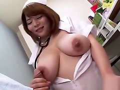 Japanese Uncensored Porn. Busty Nurses Fuck Their Patient