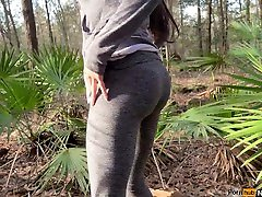 Hiking & Peeing In The Woods Forever 4K having sex with your teacher Nature Pissing