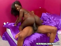 Hot Ebony Sole Dior Gets Fucked