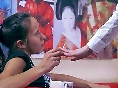 Divas gudras meitenes ar seksu uz sarkanā milk nipples xxx