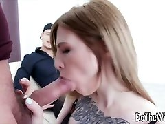 Do The gay hung guys - Cuckolds Watching Their Wives Suck a Big Cock Compilation 8