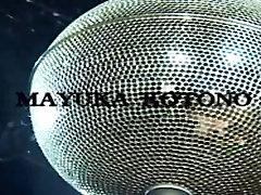 Micro japanese neibour sax Oily Dance 3 Scene 2 - Mayuka Kotono