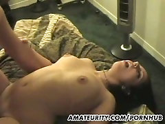 lesibiana girl amateur girlfriend sucks and fucks with facial