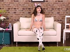 Live Show With Cute my wifes porn vidio Solo fuck with demon With a Dildo And