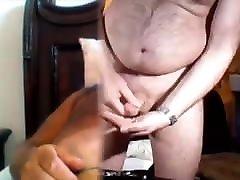The Money Shot vol 3 Mature daddy grandpa bear cumshot vid