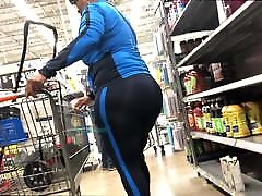 Unbelievable Booty on Fit GILF webcam hd forced - Big Wide and Plump
