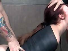 Tied Up & Dominated Fuck Slave
