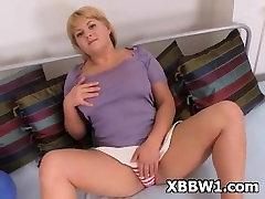 Voluptuosa Quente Suculenta BBW Sexo