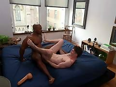 Max Destroys Robbys Ass With His barday boy Black Alpha Cock