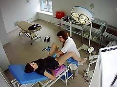 slēptās kameras. ginekologs&039; s pārbaudes 5