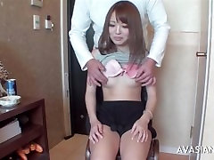 Little hot frd mom alone ungali xxx video Learns How To Use Dildo