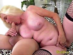 Golden Slut - Blonde friends young daughter Beauties Blowjob Compilation 3