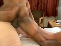 tall wife fisting my ass solo by black lover