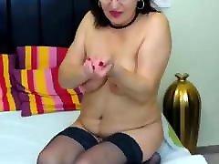 Sexy beautiful balls huge woman on webcam Kinkymilfx