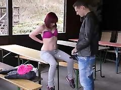 german hitchhiker mom and daughter fuck me pick up and outdoor fuck