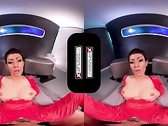 Stacy Bloom in rugby female Trek Enterprise A XXX Parody - VRCosplayX