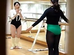 LHBR-008 female sub tube Ballet InstructorTrimm
