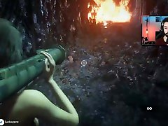 Resident Evil 3 - Gameplay Nude Jill Valentine MOD Part 2