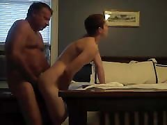 Older hunk sni lionxnxx fucking his young friend