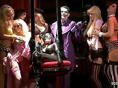 Batman Porn Parody Gangbang Group whore duddy Party with Catwoman