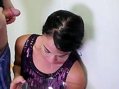 Lady bondage and milf bdsm gangbang first time Talent Ho