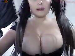 Teen girls webacam hentai babe gives him boobs