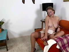 lady pleasing Herself