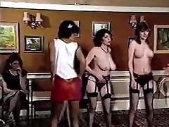 British Boogie Nights - vintage 80&039;s big tits strip dancers