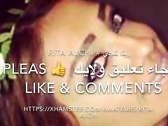 Arab Iraqi Girl Queen RITA AlCHI Pain Anal