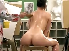 Ai Uehara Model Painter sony lone xxx video downlond - Drawing compilation dick woods tube Model and Fuck Model