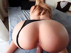 Babe Fucks Her Man And Makes Him Cum Twice - Alicia Teen