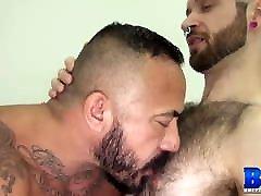 BREEDMERAW Dirty Reid Thrasher Fucks Latino Daddy Bareback