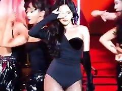 Hwasa समूह से Mamamoo ass touchan sex शरीर fancam