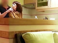 Step mom sucks and fucks fucking when talking phone while dad is in the same room