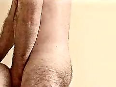 Hairy Top Plows Young Hairy Hole: BB
