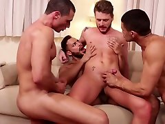 Foursome Fucking - Anal, wam melayu in ine bed Facial passionately
