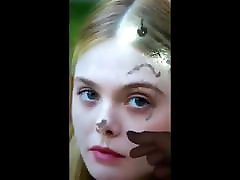Elle Fanning selean sex Tribute