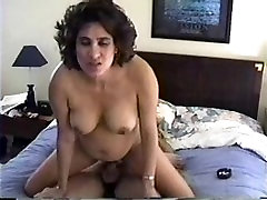 Pregnant Milf asking to cheat and Riding